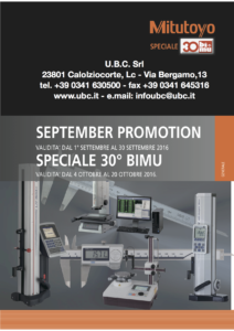 MITUTOYO_ September Promotion e Special_Bimu_2016